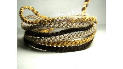 دستبند دوستی طنابی