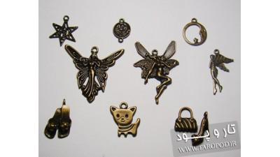 پک آویز و قفل مخصوص دستبند