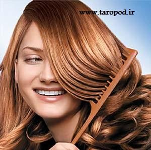 10 ماسک برای موهای خشک وشکننده
