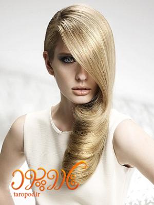 نکاتی درمورد رنگ کردن مو و انواع رنساژ مو