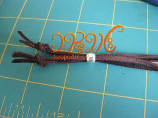 آموزش دستبند و گردنبند زیبا با  مروارید
