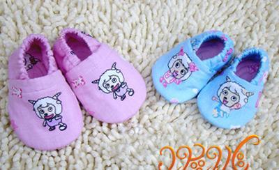 ساخت کفش برای کوچولوها