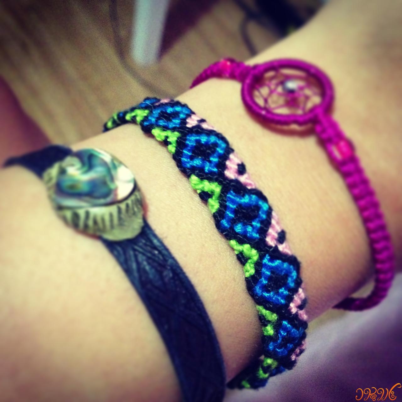 آموزش دستبند دوستی جدید تاروپود