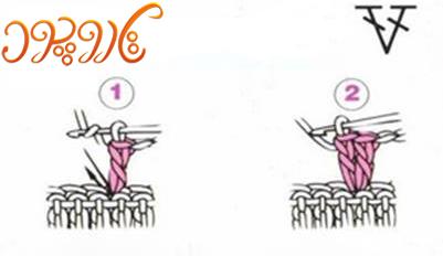 آموزش گره های پیشرفته قلاب بافی(سری سوم)