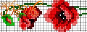 نقشه بافت دستبند دوستی به روش آلفابافی طرحهای جالب و فانتزی(سری بیست و سوم)