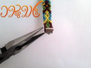 آموزش استفاده از قفل دستبند دوستی