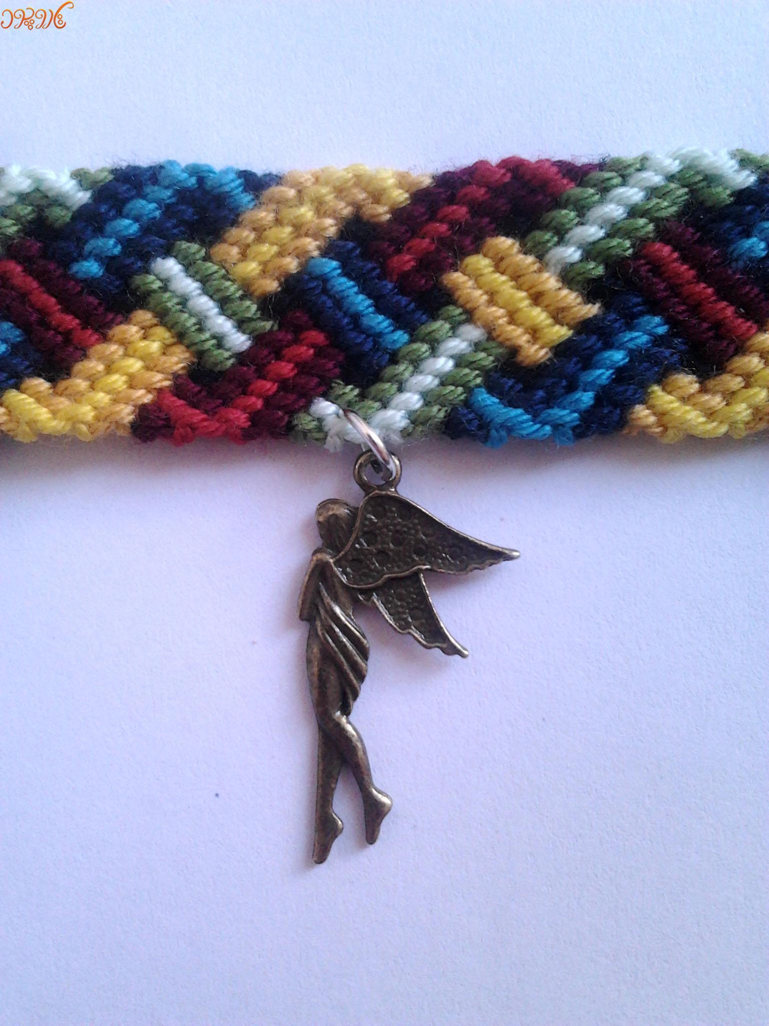 آموزش استفاده از آویزهای زیبا مخصوص دستبند دوستی