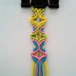 آموزش بافت دستبند دوستی باریک و جدید تاروپود