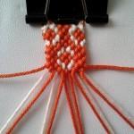 آموزش بافت دستبند دوستی توپ توپی