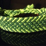 آموزش بافت دستبند دوستی پهن و پسرانه تاروپود