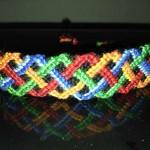 آموزش بافت دستبند دوستی تاروپود ۲