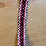 آموزش بافت دستبند دوستی ۷