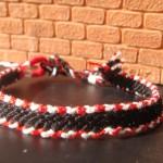 آموزش بافت دستبند دوستی ۱۹